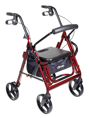 Duet Combo Transport Chair Walker