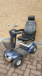 Pre Owned Scooters & Wheelchairs - Comfort Plus Mobility